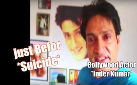 Inder Kumar Suicide video