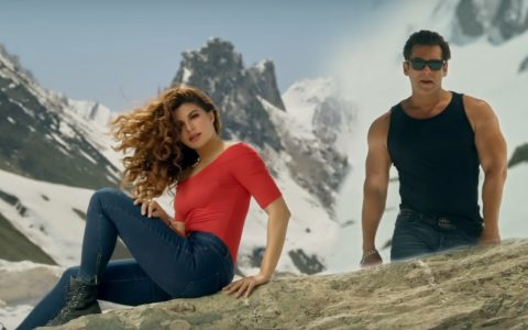 "Salman Khan's first song as lyricist ""Selfish "" from Race 3"