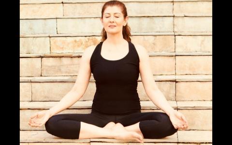 International Yoga Day - Sangeeta Bijlani