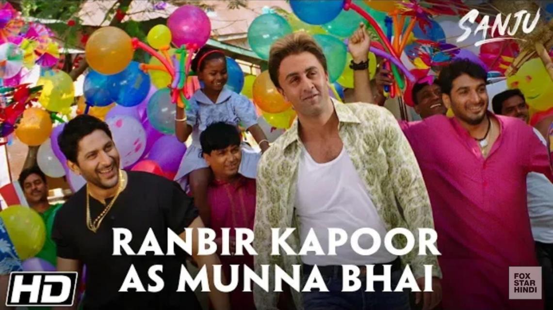 You Will Love Ranbir Kapoor for Recreating Magic of Munna Bhai M.B.B.S