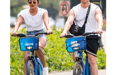 Priyanka Chopra and American Singer Nick Jonas Seem Inseparable