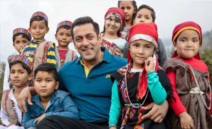 Bharat : Salman Khan's First Look