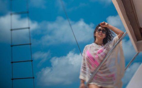 Shriya Saran's sizzling hot bikini pics