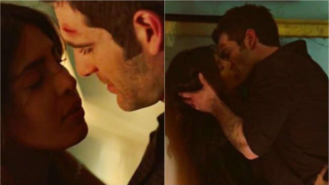 Priyanka Chopra's Hot lip-lock Video Quantico 3