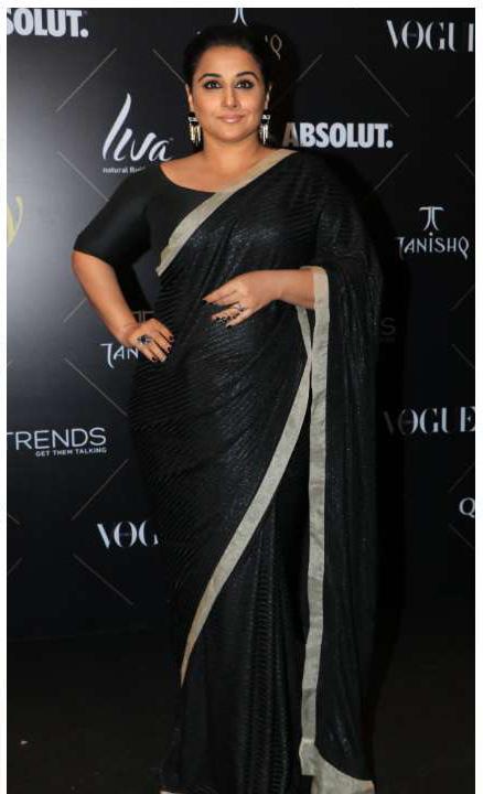 Vidya Balan_Vogue Beauty Awards 2018
